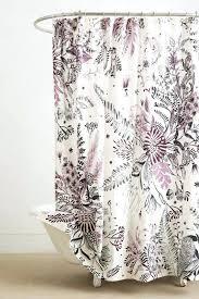 Purple Shower Curtain Sets - shower curtains purple floral shower curtain bathroom ideas