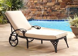 Lounge Chairs For Patio Amazon Com Home Styles Biscayne Chaise Lounge Chair Taupe