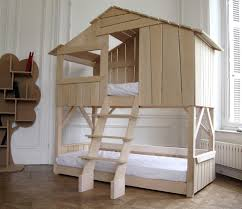 House Bunk Beds Playhouse Beds From Mathy By Bols Loft Treehouse Canopy