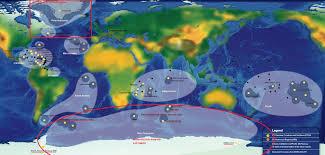 World Map With Hemispheres by Best Initiative Nature U0026 Biodiversity Environment European
