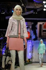 model baju muslim modern baju untuk kantor style 6