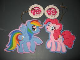 5 foam pinkie pie or rainbow dash my pony ornament