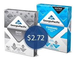 coupon pacific copy paper 2 72 at walmart the