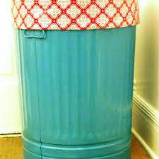 home tips 32 gallon trash can outdoor trash cans metal