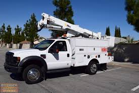 2008 Ford F350 Utility Truck - ford trucks for sale in ca