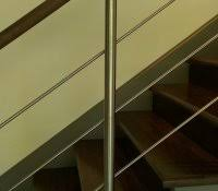 exterior wrought iron stair railing hand factory price handrails