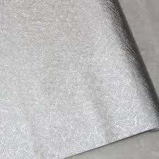 Self Adhesive Wallpaper by Silver Metallic Peel Stick Wallpaper Glitter Shinny Self Adhesive