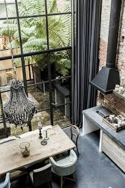 Industrial Look Living Room by Best 25 Industrial Chic Ideas On Pinterest Industrial Chic