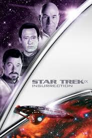 paramount movies star trek insurrection bundle