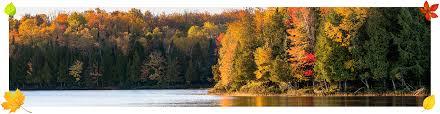 planning rv michigan fall color tour lakeshore rv blog