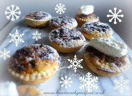 christmas cake tarts by how to cook good food