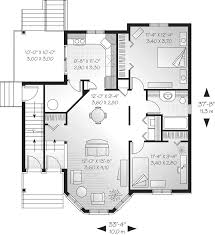 Multi Unit Floor Plans Mulhall Multi Family Triplex Plan 032d 0379 House Plans And More