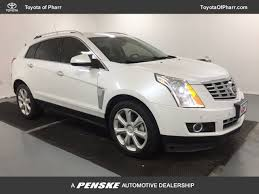 cadillac srx 4 2013 2013 used cadillac srx performance at toyota of pharr serving