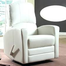 recliners petite felicia power rocker recliner with button tufted