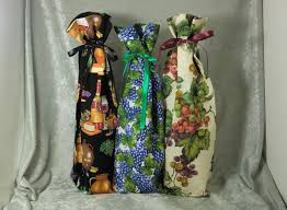 wine bottle gift bags fabric wine bottle gift bags vineyard theme ted s woodshop