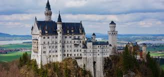 visiting neuschwanstein castle a fairytale castle