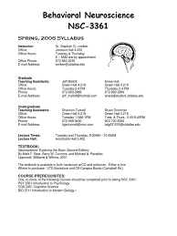 ut dallas syllabus for nsc3361 001 06s taught by stephen lomber