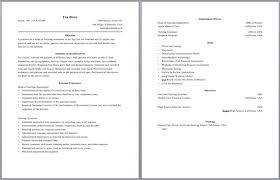 pages resume template 2 2 page resume template endearing resume template 2 pages free