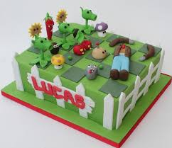 Plants Vs Zombies Cake Decorations 43 Best Plants Vs Zombies Images On Pinterest Birthday Party