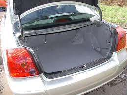 toyota avensis saloon 2003 2008 photos parkers