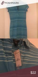 light blue striped polo dress blue striped polo dress nwt polos express dresses and customer