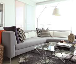 Rugs For Sectional Sofa by 10 Ideas For Decorating With Cowhide Rugs Decorating Glass And