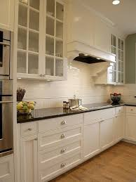 Backsplash For Black Granite by Elegant Kitchen Backsplash For Black Granite Countertops 26 On