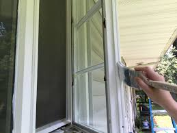 how to paint a window without painting it shut