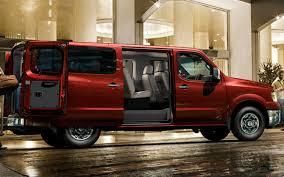 old nissan van 2012 nissan nv 3500 hd passenger van first look motor trend