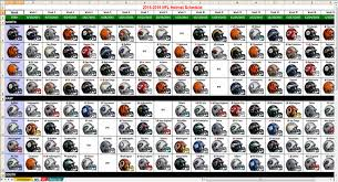 Help With Excel Spreadsheets by Excel Spreadsheets Help 2015 Nfl Helmet Schedule Spreadsheet