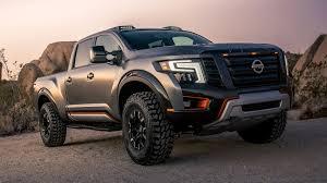 nissan titan tire size nissan titan warrior runs amok in detroit the drive