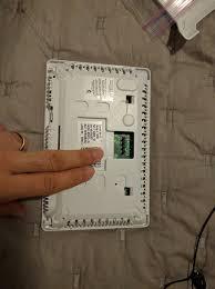 lennox icomfort wi fi touchscreen thermostat amazon com