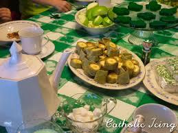 st patrick u0027s day tea party menu and food ideas