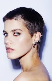 womens buzzed and bold haircuts 2017 badass buzz haircuts for women haircuts hairstyles 2017