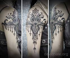 david hale tattoos the textures of his imagination tattoo