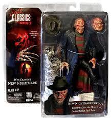 Neca Wes Cravens New Nightmare Cult Classics Series 2 Freddy