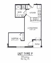 efficiency house plans stylish idea efficiency floor plans 1 cortland commons home act