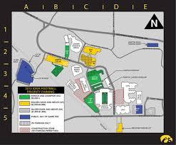 rutgers football parking map iowa hawkeyes