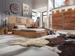 Thielemeyer Schlafzimmer Casa Eiche Massiv Bett Aus Treibholz Harzite Com