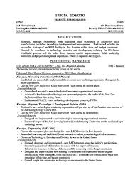 Good Resume Objectives Examples by Surprising Bartender Resume Objective Examples 22 In Resume Sample