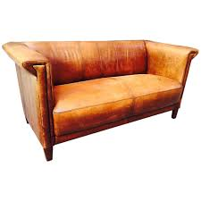 Vintage Leather Sofas Furniture Traditional Collection Vintage Loveseat U2014 Threestems Com