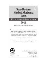 state by state laws report 2015 medical cannabis cannabis drug