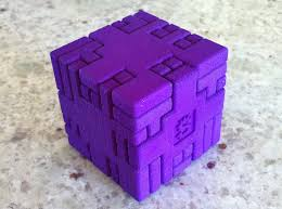 gift card puzzle box friday finds 3d printed puzzles and brain teasers shapeways