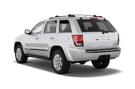 silver jeep grand cherokee 2006 2010 jeep grand cherokee reviews and rating motor trend