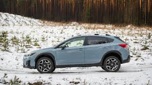 subaru crosstrek offroad subaru xv 2018 review by car magazine
