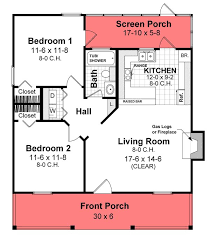 Two Bedroom House Plans by I Like This Floor Plan 700 Sq Ft 2 Bedroom Floor Plan Build Or