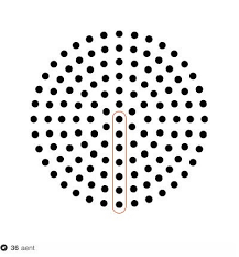 illustrator pattern polka dots how to create a radial distribution of objects in illustrator quora