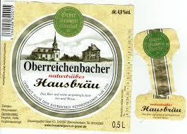 Haus Scout Brauereigasthof Geyer Oberreichenbach Naturtrübes Hausbräu Nr