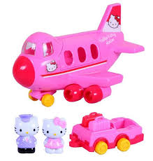 2017 toxic safe abs plastic kitty airplane airport