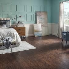 Thickest Laminate Flooring Pergo Xp Coffee Handscraped Hickory 10 Mm Thick X 5 1 4 In Wide X